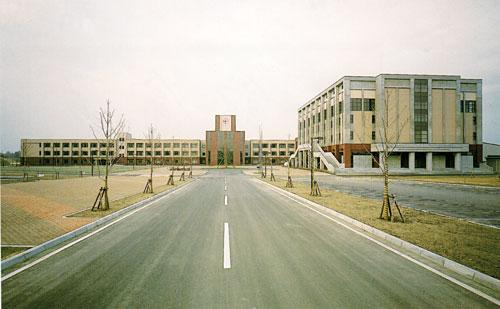 立命館大学慶祥高等学校開校